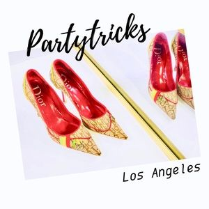 A B O U T  U S :  Partytricks L.A.